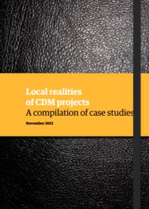 CDM Cases studies
