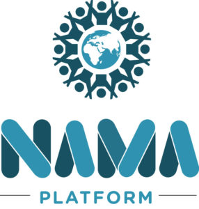 NAMA PLATFORM logotype pack