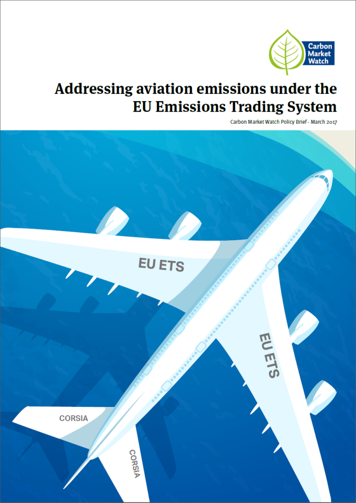 European emission trading system aviation