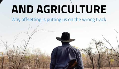 Marchés carbone agricoles – Compensation carbone: fausse solution pour un vrai problème ?