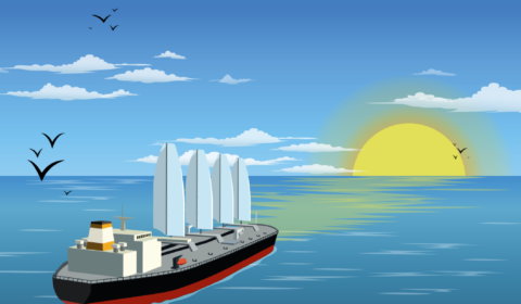 Sailing towards a global carbon price in the maritime industry?