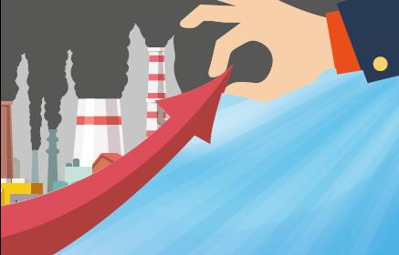 La tarificación del carbono para alcanzar los objetivos de París