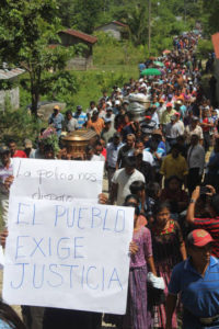 Closing A Violent Chapter Santa Rita Hydro Dam Project Officially